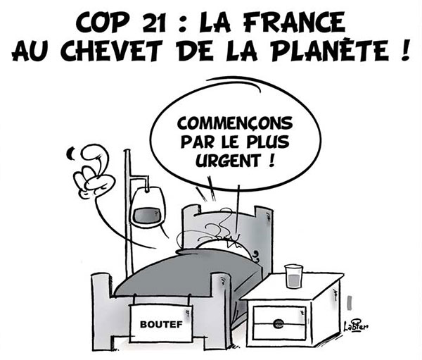 Cop 21: La France au chevet de la planète - planète - Gagdz.com