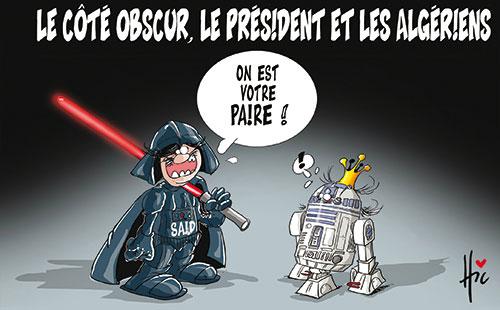 Le coté obscure, le président et les algériens - Le Hic - El Watan - Gagdz.com