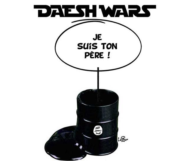 Daesh wars - Vitamine - Le Soir d'Algérie - Gagdz.com
