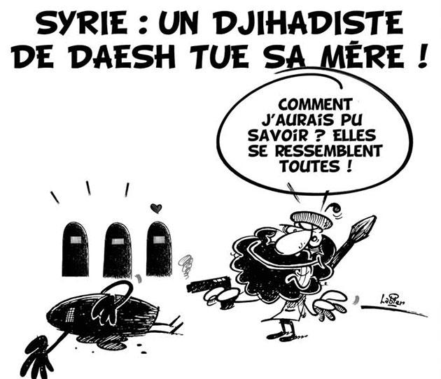 Syrie: Un djihadiste de daesh tue sa mère - Vitamine - Le Soir d'Algérie - Gagdz.com