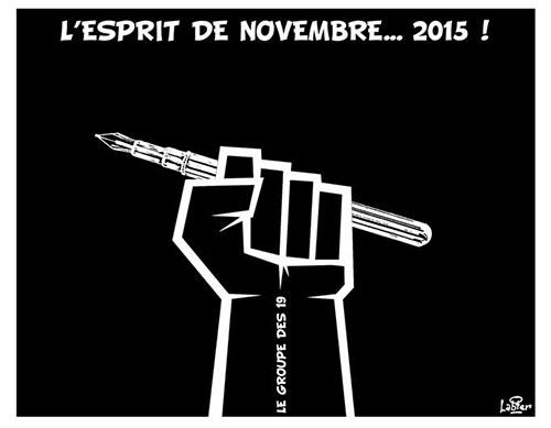 L'esprit de novembre… 2015 - Vitamine - Le Soir d'Algérie - Gagdz.com