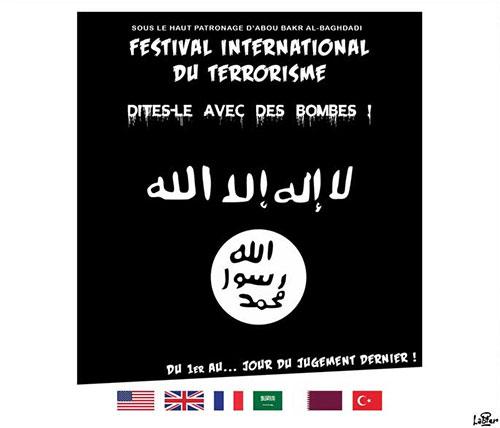 Festival international du terrorisme - Vitamine - Le Soir d'Algérie - Gagdz.com