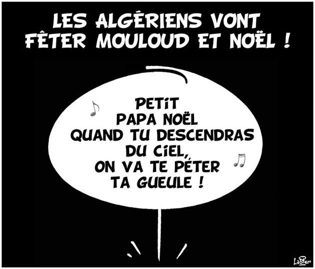 Les Algériens vont fêter mouloud et noël - mouloud - Gagdz.com