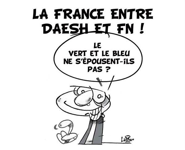 La France entre daesh et fn - Vitamine - Le Soir d'Algérie - Gagdz.com
