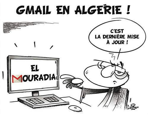 Gmail en Algérie - Vitamine - Le Soir d'Algérie - Gagdz.com
