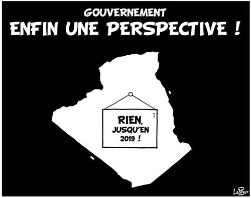 Gouvernement: Enfin une perspective - Vitamine - Le Soir d'Algérie - Gagdz.com