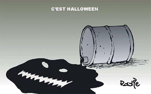 C'est halloween - Ghir Hak - Les Débats - Gagdz.com