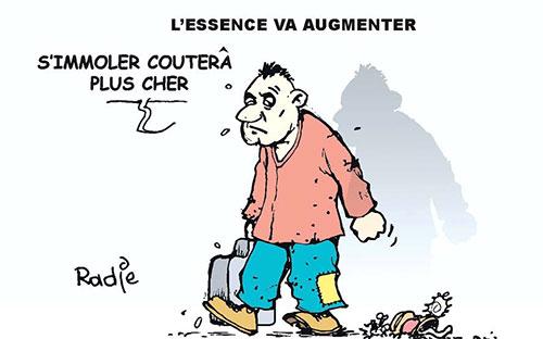 L'essence va augmenter - Ghir Hak - Les Débats - Gagdz.com