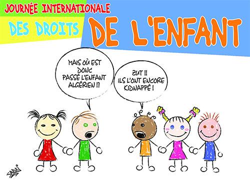 Journée internationale des droits de l'enfant - Droits - Gagdz.com
