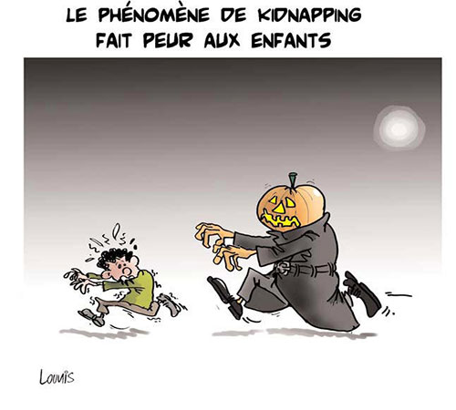 Le phénomène de kidnapping fait peur aux enfants - enfants - Gagdz.com