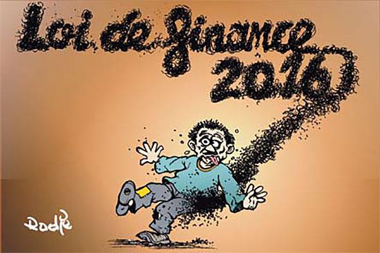 Loi de finances 2016 - Ghir Hak - Les Débats - Gagdz.com