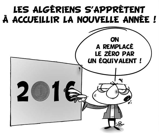 Les Algériens s'apprêtent à accueillir la nouvelle année - Vitamine - Le Soir d'Algérie - Gagdz.com