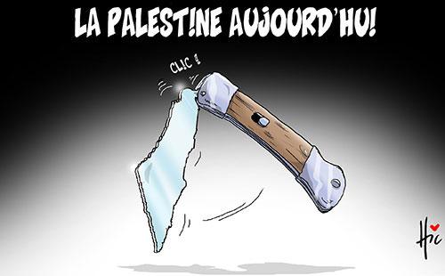 Le palestinien aujourd'hui - Le Hic - El Watan - Gagdz.com