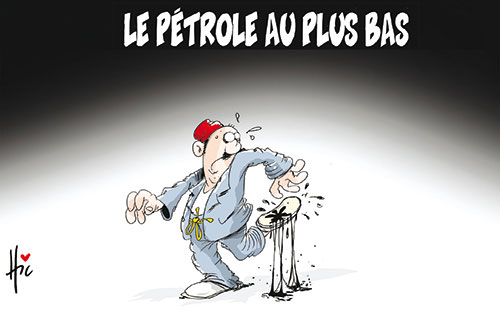 Le pétrole au plus bas - Le Hic - El Watan - Gagdz.com