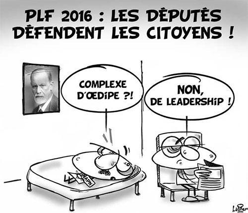 Plf 2016: Les députés déffendent les citoyens - députés - Gagdz.com