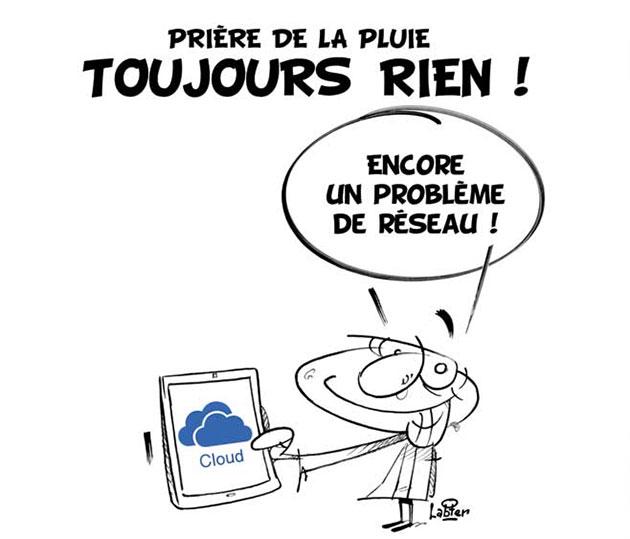 Prière de la pluie: Toujours rien - Vitamine - Le Soir d'Algérie - Gagdz.com