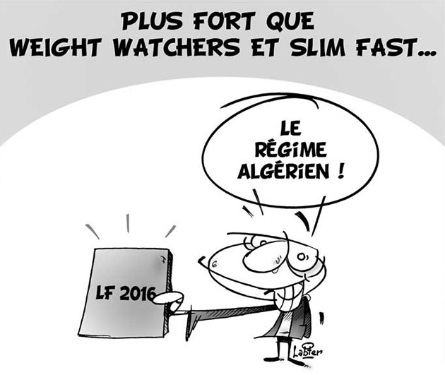 Quel est le comble pour le régime algérien ? - Dessins et Caricatures, Vitamine - Le Soir d'Algérie - Gagdz.com