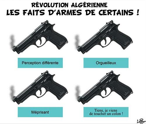 Révolution algérienne: Les faits d'armes de certains - révolution - Gagdz.com