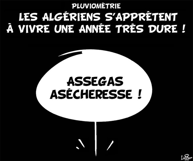Pluvométrie: Les Algériens s'apprêtent à vivre une année très dure - Vitamine - Le Soir d'Algérie - Gagdz.com