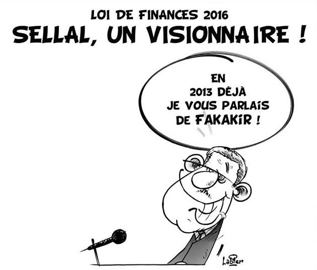 Loi de finances 2016: Sellal, un visionnaire - Vitamine - Le Soir d'Algérie - Gagdz.com