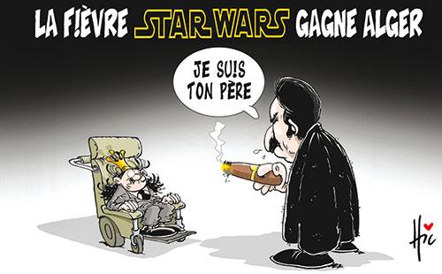 La fièvre star wars gagne Alger - Le Hic - El Watan - Gagdz.com