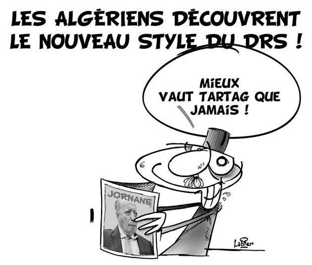 Les Algériens découvrent le nouveau style du drs - Vitamine - Le Soir d'Algérie - Gagdz.com