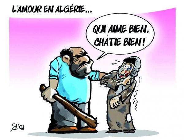 L'amour en Algérie