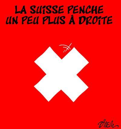 Caricature dilem TV5 du Lundi 19 octobre 2015