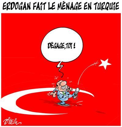Caricature dilem TV5 du Mercredi 04 novembre 2015