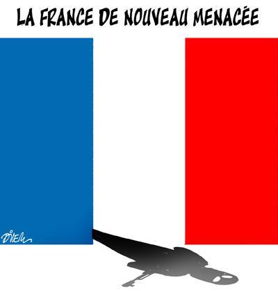 Caricature dilem TV5 du Mardi 17 novembre 2015