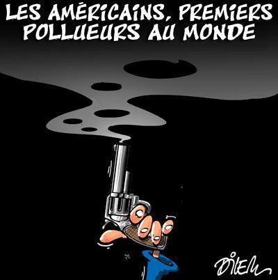 Caricature dilem TV5 du Jeudi 03 décembre 2015