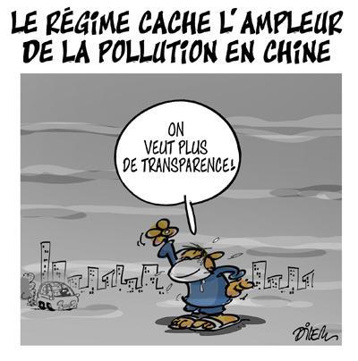 Caricature dilem TV5 du Mercredi 09 décembre 2015