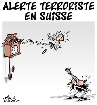 Caricature dilem TV5 du Vendredi 11 décembre 2015