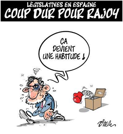 Caricature dilem TV5 du Lundi 21 décembre 2015