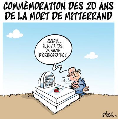 Caricature dilem TV5 du Vendredi 08 janvier 2016