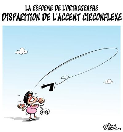 Caricature dilem TV5 du Vendredi 05 février 2016