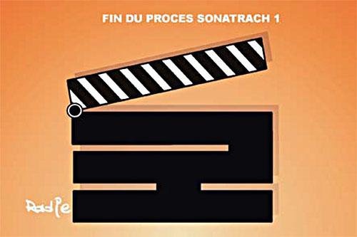 Fin du procès sonatrach 1