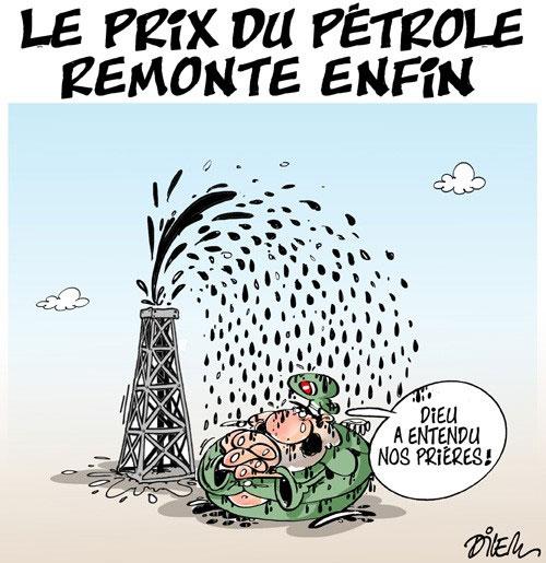 Le prix du pétrole remonte enfin