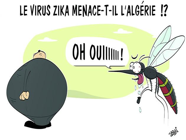 Le virus zika menace-t-il l'Algérie ?