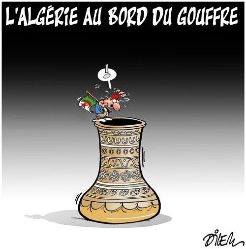 L'Algérie au bord du gouffre