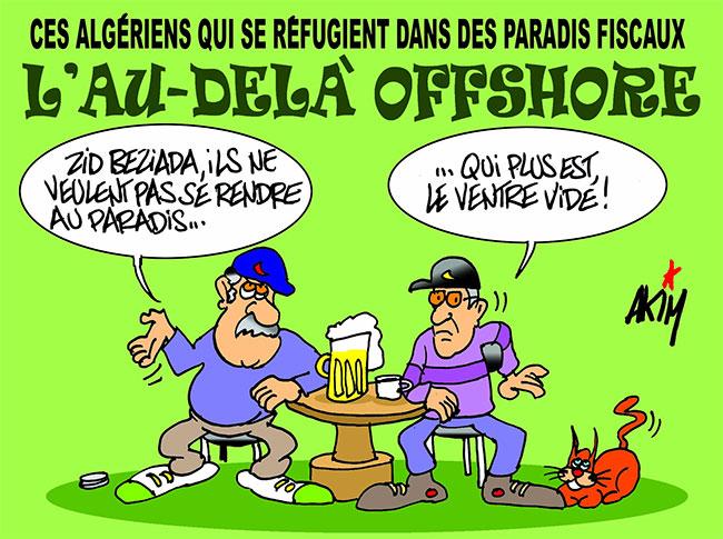 Ces algériens qui se réfugient dans des paradis fiscaux