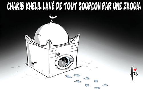 Chakib Khelil lavé de tout soupçon par une zaouia