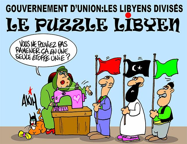 Gouvernement d'union: Les Libyens divisés