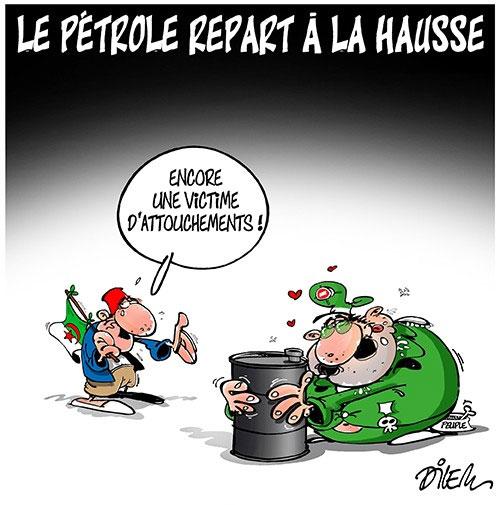 Le pétrole repart à la hausse