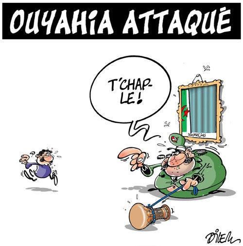 Ouyahia attaqué