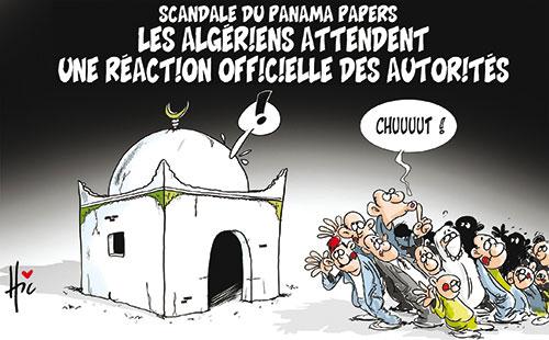 Scandale du Panama papers: Les Algériens attendent une réaction officielle des autorités