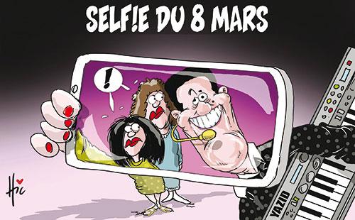 Selfie du 8 mars