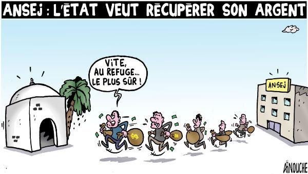 Ansej: L'état veut récupérer son argent