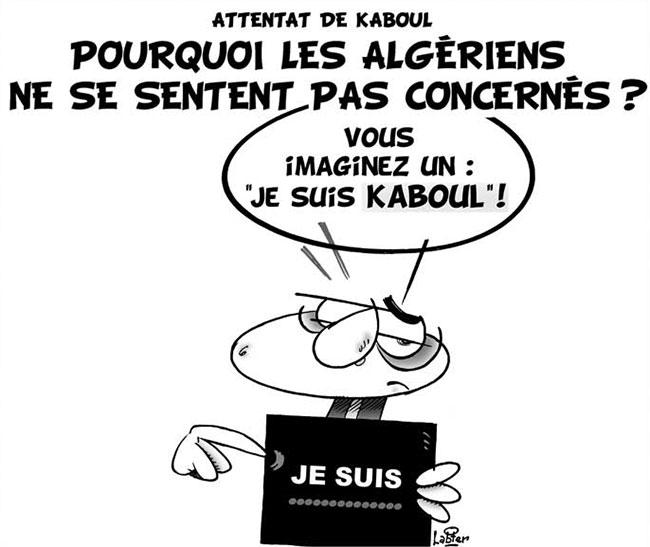 Attentat de Kaboul: Pourquoi les algériens ne se sentent pas concernés ?