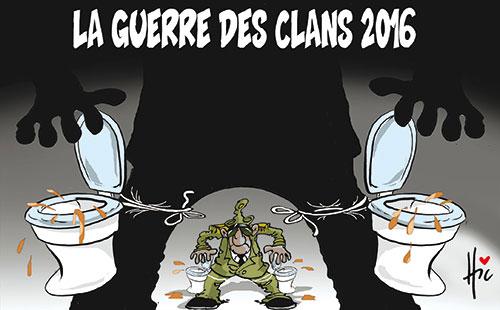 La guerre des clans 2016